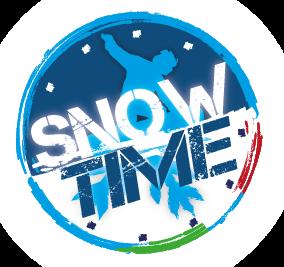 logo snowtime ok senza sfondo