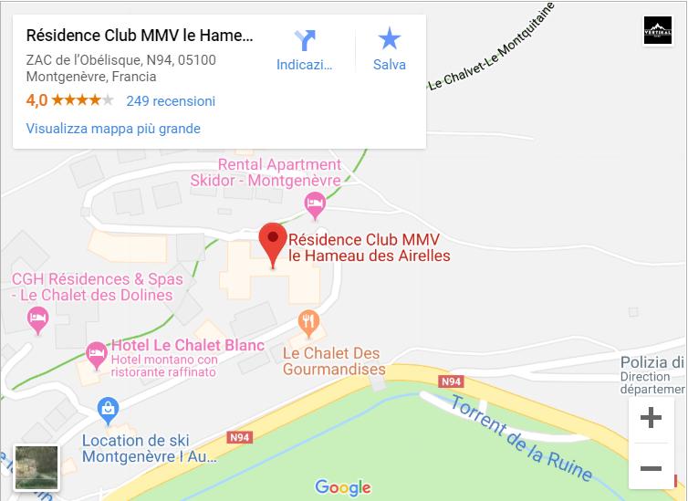 maps residence mmv
